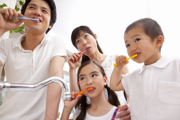 お子さんからお年寄りまで、患者さんの人生に寄り添います